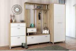 Мебель для прихожей Домино Сонома