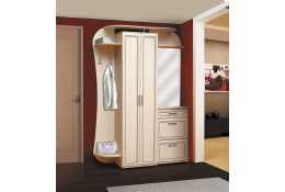 Мебель для прихожей Саша-8 (рам. профиль)