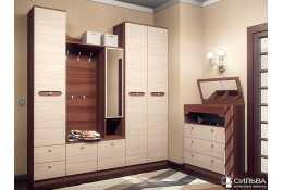 Модульная мебель для прихожей Рива