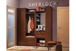 Модульная прихожая Sherlock (орех шоколадный)