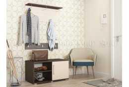 Модульная мебель для прихожей Белла (композиция 2)
